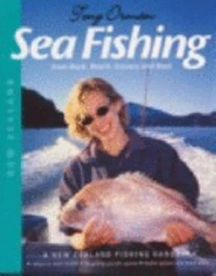 New Zealand Sea Fishing from Rock, Beach, Estuary and Boat