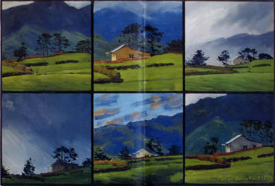 Art New Zealand Today : Sixty exhibiting  New Zealand artists (2nd edition, 2004)