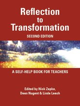 Homepage reflection to transformation front cover