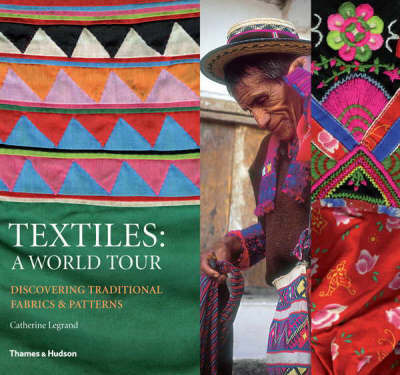 Textiles: A World Tour - Discovering traditional fabrics