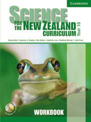 Science for the New Zealand Curriculum Years 9 and 10: Workbook Year 10