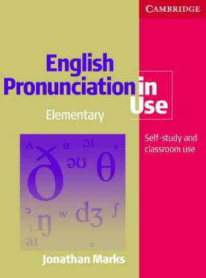 English Pronunciation in Use : Elementary - Book with Answers and 5 Audio CD Set