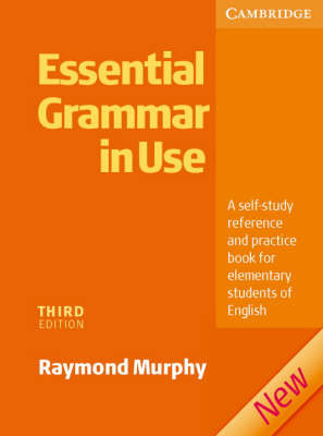 Essential Grammar in Use - 3rd Edition  without Answers