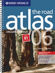 Rand McNally 2006 Deluxe Midsize Road Atlas