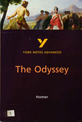 York Notes Advanced: The Odyssey by Homer