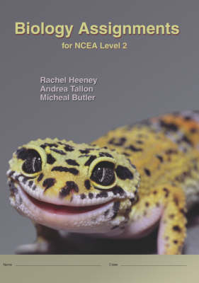Biology Assignments for NCEA Level 2: Longman Write-on Assignments