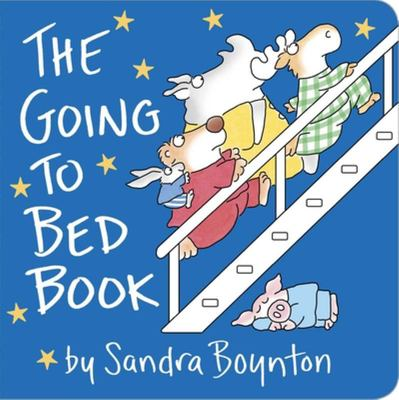 The Going To Bed Book (Large Board)