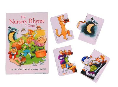 The Nursery Rhyme Game