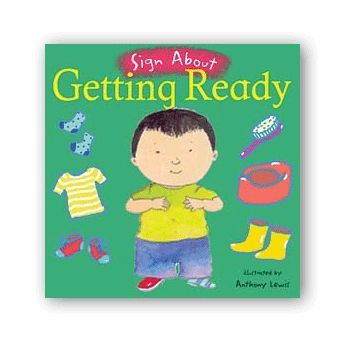 Sign About : Getting Ready