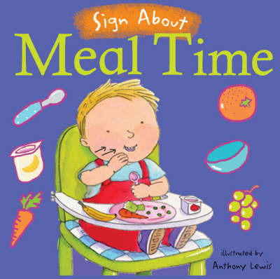 Sign About : Meal Time