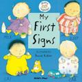 My First Signs BSL (British Sign Language) Baby Signing