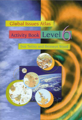 Global Issues Atlas Activity Book Lvl 6
