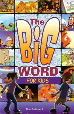 CEV The Big Word for Kids