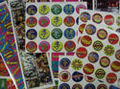 German Stickers: mixed pack