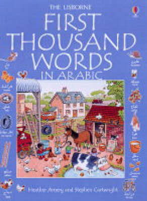 First Thousand Words in Arabic (Usborne)