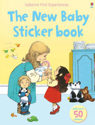 New Baby Sticker Book