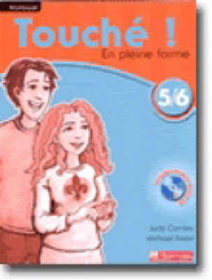 Touche 5/6 workbook + Audio cd