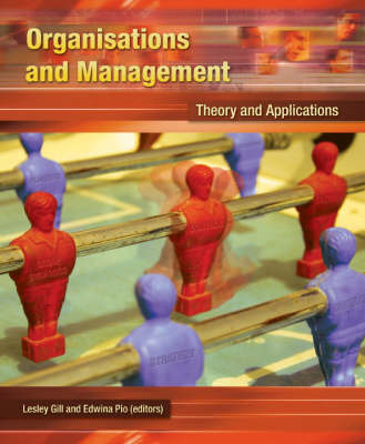 Organisation & Management: Theory & Applications