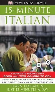 15 Minute Italian: Book + CDs