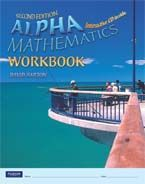 Alpha Mathematics 2nd Edition Workbook with Interactive CD