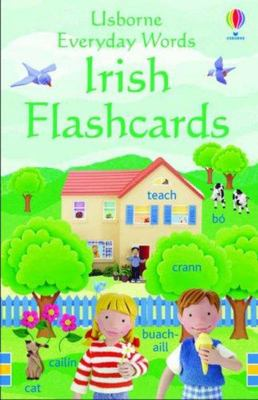 Usborne Everyday Words in Irish