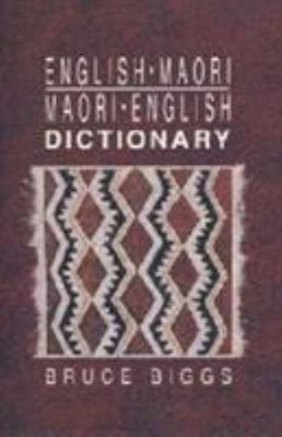 English/Maori-Maori/EnglishDictionary