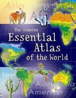 The Usborne Essential Atlas of the World