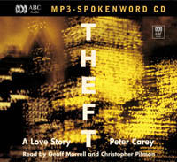 Theft (AudioBook 1 x MP3-CD)
