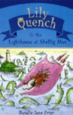 Lily Quench and the Lighthouse of Skellig Mor #4