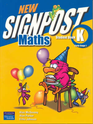 New Signpost Maths Student Book K