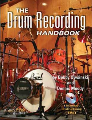 Drum Recording Handbook
