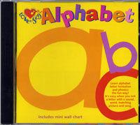 Alphabet CD (Love to Sing)