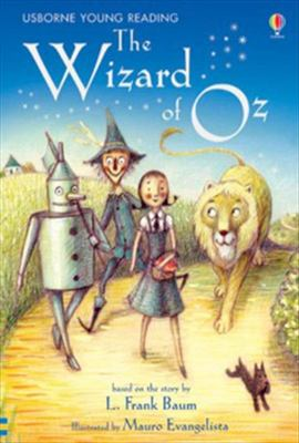 The Wizard of Oz (Usborne Young Reading Series 2)