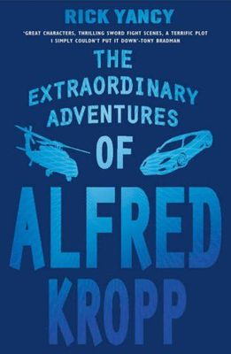 Extraordinary Adventures of Alfred Kropp #1