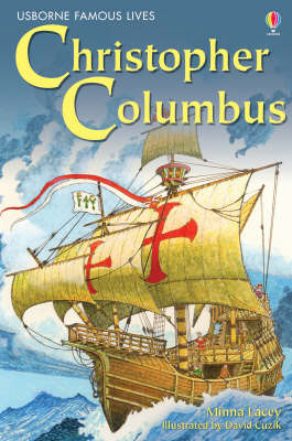 Christopher Columbus (Usborne Young Reading Series 3)