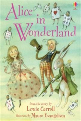 Alice in Wonderland (Usborne Young Reading Series 2)