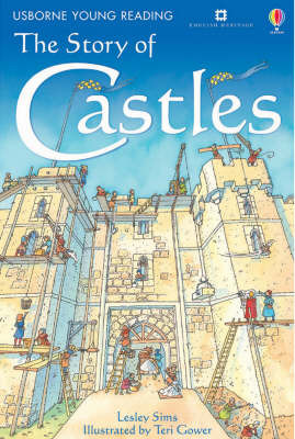 The Story of Castles (Usborne Young Reading Series 2)