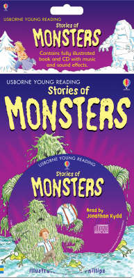 Stories of Monsters (Usborne Young Reading Series 1) Book/CD