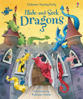 Hide and Seek Dragons (Usborne Touchy Feely)