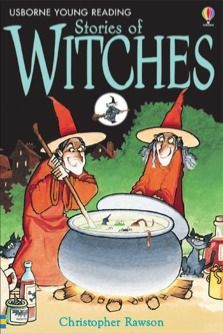 Stories of Witches (Usborne Young Reading Series 1 Book & CD)