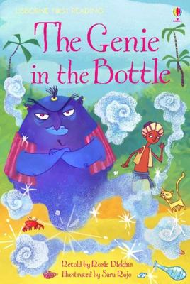 Genie in the Bottle (Usborne First Reading Level 2)