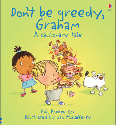 Don't be Greedy, Graham (HB)