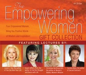 The Empowering Women Gift Collection (4 CD set)