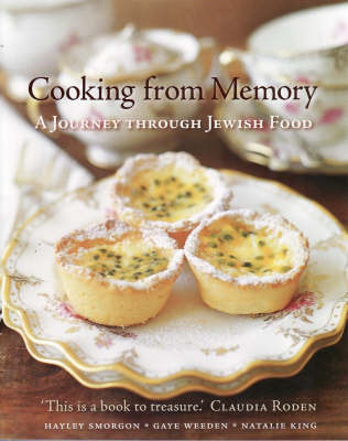 Cooking from Memory - A Journey Through Jewish Food