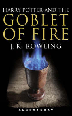 Harry Potter and the Goblet of Fire - Adult Edition (Harry Potter #4)