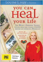You Can Heal Your Life - The Movie (Expanded Version DVD)
