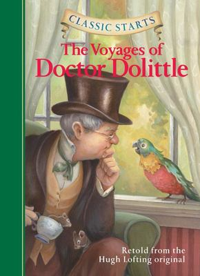 The Voyages of Doctor Dolittle retold