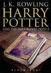 Harry Potter and the Half-Blood Prince - Adult edition (Harry Potter #6)