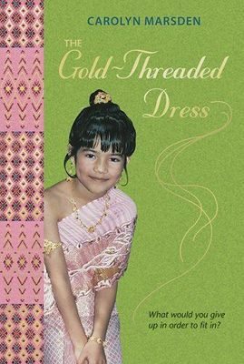 Gold Threaded Dress