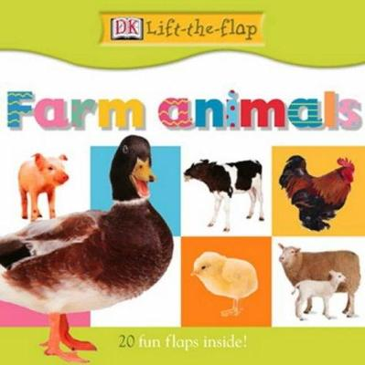 Farm Animals (Lift-the-flap board)